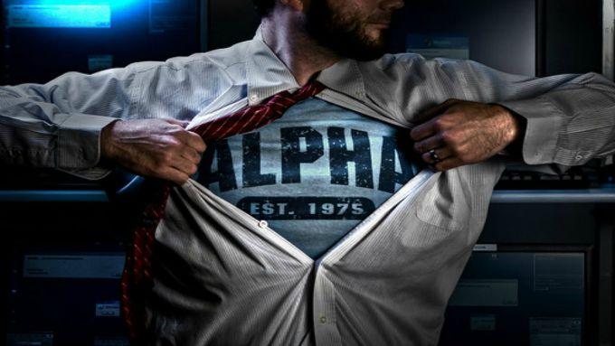 alfa3 Obeležja alfa mužjaka