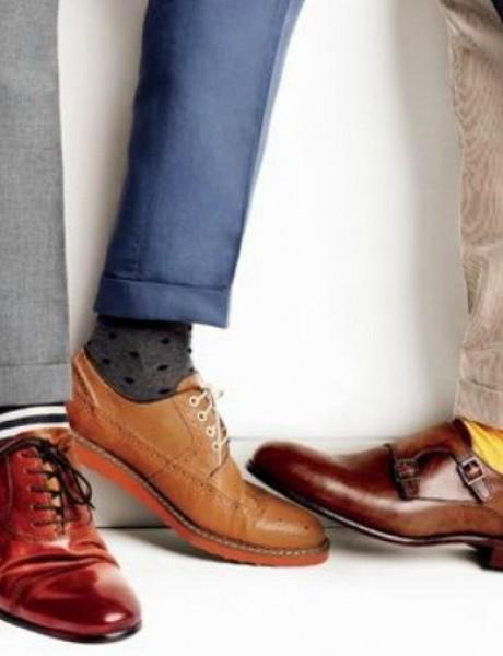 Zašto je dobro imati čarape jarkih boja?