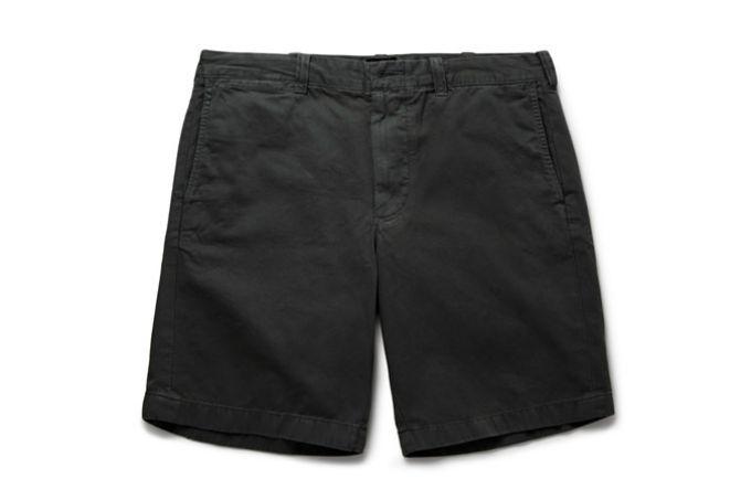 crne bermude 5 letnjih jednobojnih odevnih komada za svakog muškarca