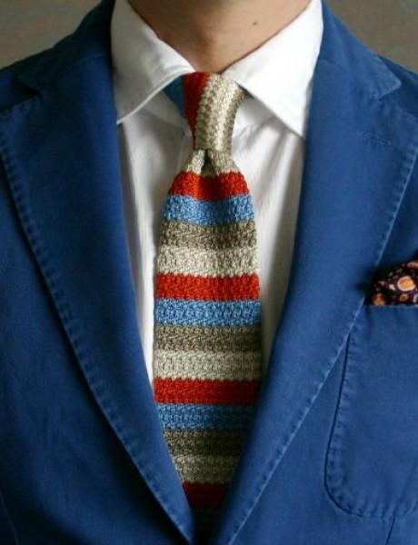 Nauči kako da uklapaš kravatu