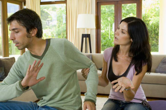 raskid Kako bezbolno odbiti ženu