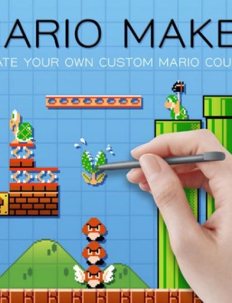 Stiže Super Mario Maker