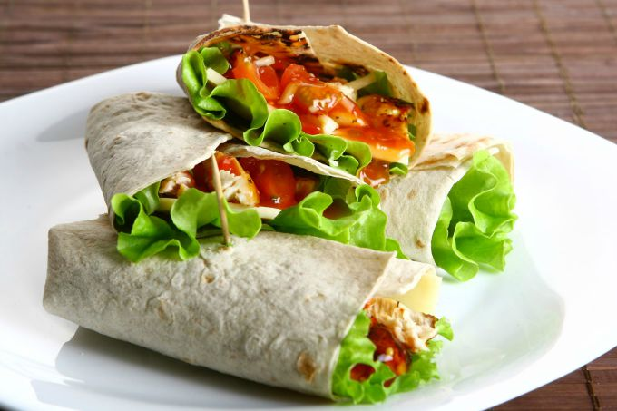 tortilja recept 1 Recept: Tortilja sa piletinom i povrćem