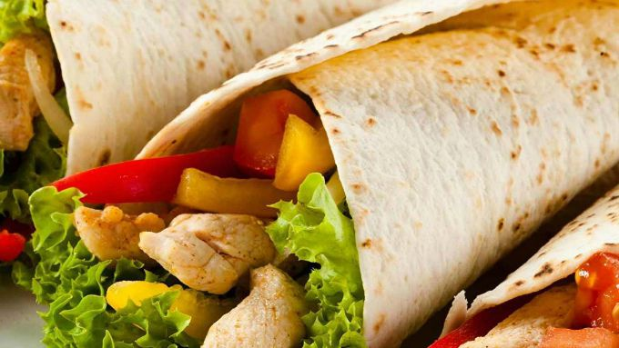 tortilja recept 2 Recept: Tortilja sa piletinom i povrćem