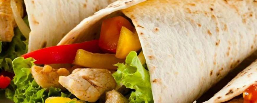 Recept: Tortilja sa piletinom i povrćem