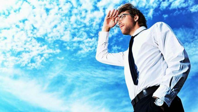 uspešan muškarac Šta uspešni ljudi rade kad ništa ne rade