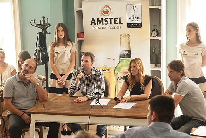 Amstel sponzor UEL 1 Savršenih 90 minuta uz vrhunsko pivo