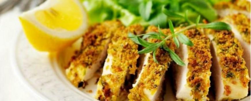 Recept: Hrskava piletina iz rerne