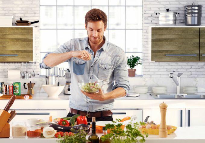 recept za romanticnu veceru 1 Recept za romantičnu večeru iz muške kuhinje