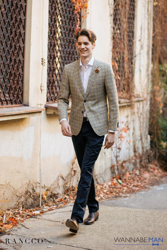 Rancco modni predlog Wannabe magazine 16 Rancco modni predlog: Elegantan poslovni muškarac