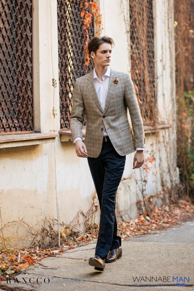 Rancco modni predlog Wannabe magazine 17 Rancco modni predlog: Elegantan poslovni muškarac