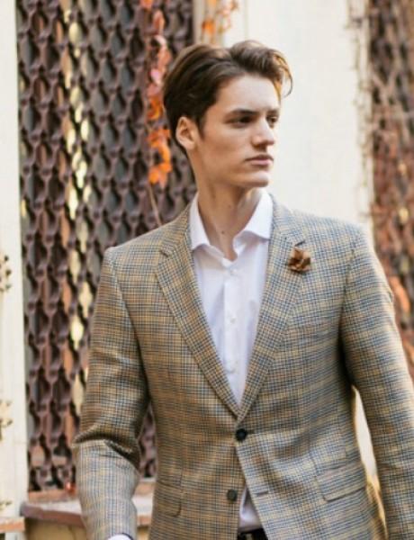 Rancco modni predlog: Elegantan poslovni muškarac