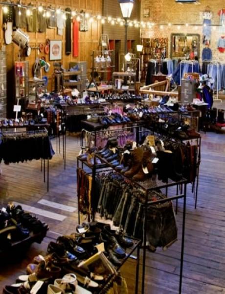 Najbolje prodavnice vintage muške garderobe u Londonu