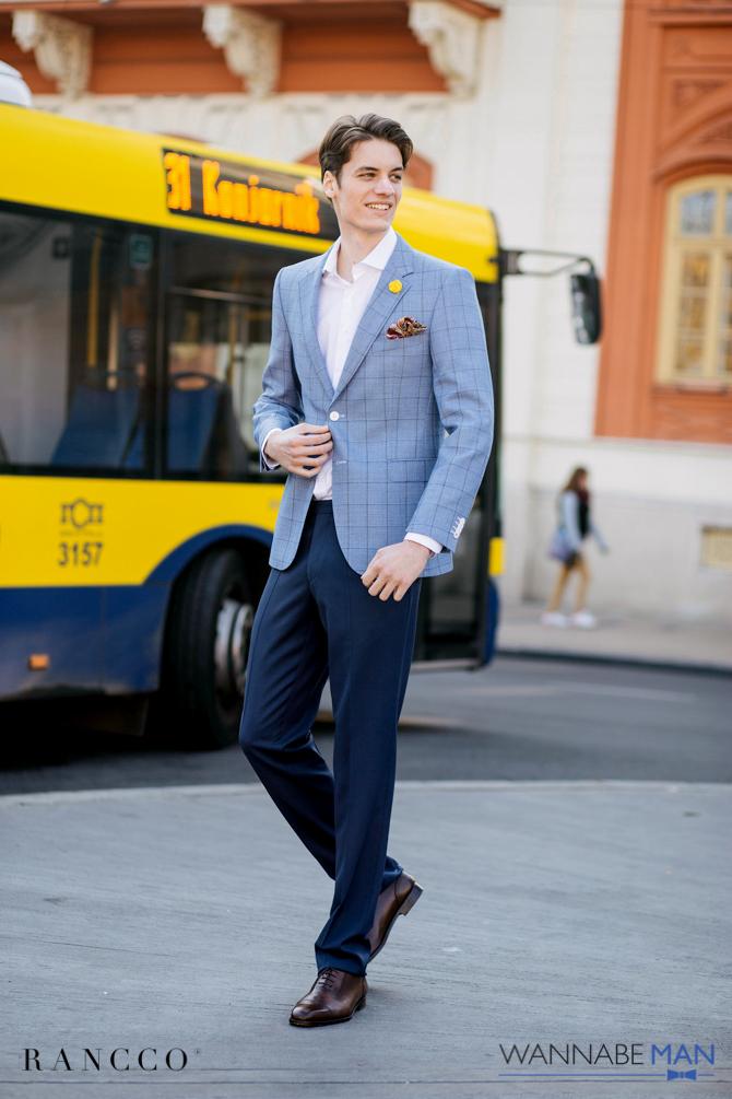 Rancco modni predlog Wannabe magazine 1 Rancco modni predlog: Urbana varijanta za sve moderne džentlmene