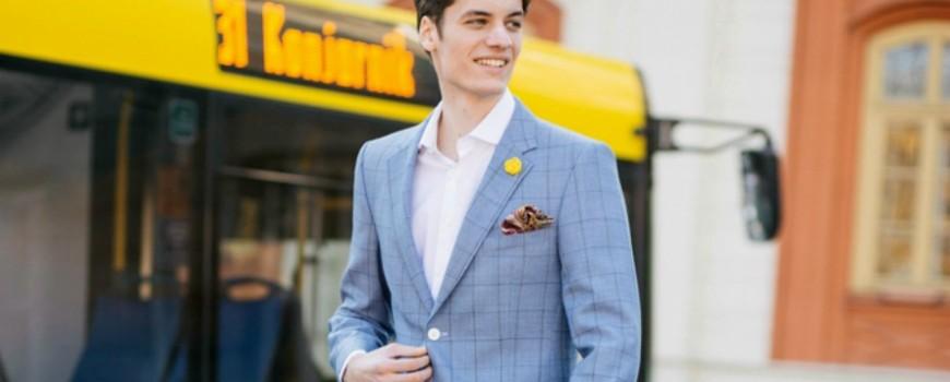 Rancco modni predlog: Urbana varijanta za sve moderne džentlmene
