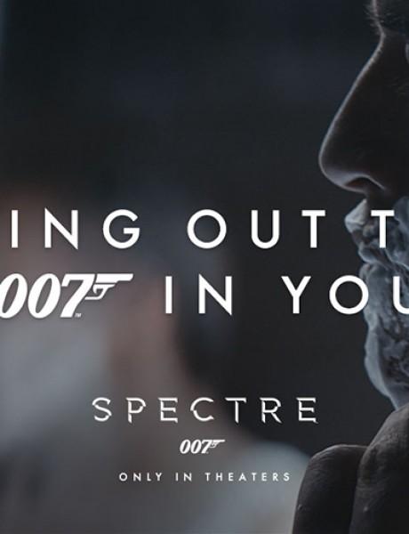 Gillette otkriva 007 u svakom muškarcu