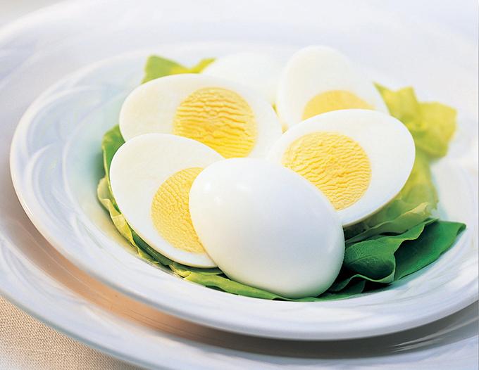 jaja2 Hrana za muškarce koji su na dijeti
