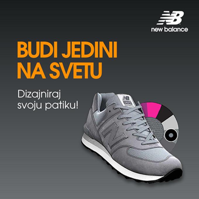 new balance1 New Balance Srbija te poziva da budeš originalan, drugačiji od svih