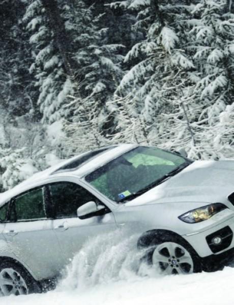 Kako da sebi olakšate vožnju u zimskom periodu