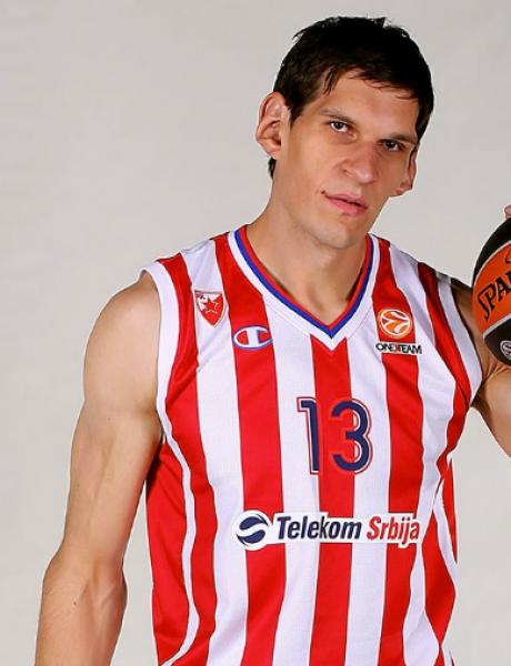 Boban Marjanović je najvoljeniji igrač u NBA