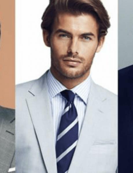 Kako da nosite košulju na pruge i kravatu