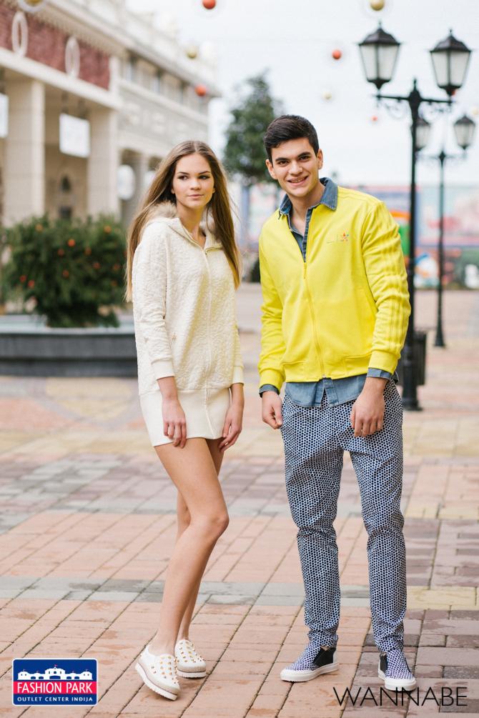 Modni predlog Wannabe Fashion par outlet Indjija 1 Fashion Park Outlet Inđija modni predlog: Kombinacija za promenljive zimske dane
