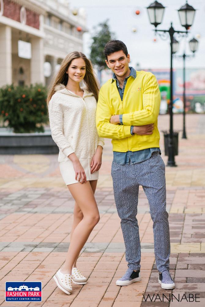 Modni predlog Wannabe Fashion par outlet Indjija 2 Fashion Park Outlet Inđija modni predlog: Kombinacija za promenljive zimske dane