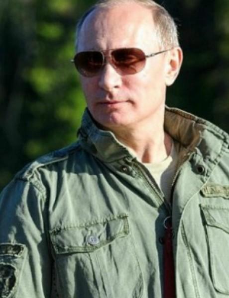 Muški parfem inspirisan Vladimirom Putinom