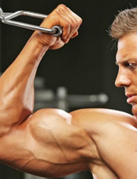 """Razlozi zbog kojih bicepsi """"NE RASTU"""" iako vežbate"""