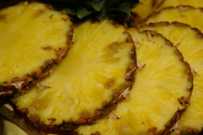 ananas1 Ove namirnice pomažu kod izgradnje mišića