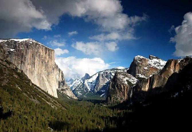 nacionalni park yosemite 3 Pogledajte koje su to NAJSMRTONOSNIJE destinacije na svetu
