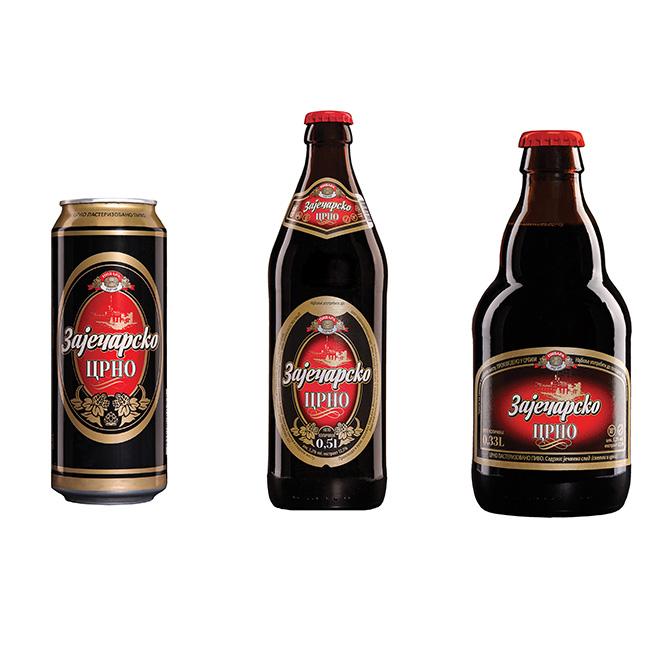 zajecarsko pivo Zaječarsko crno: Pravo crno pivo