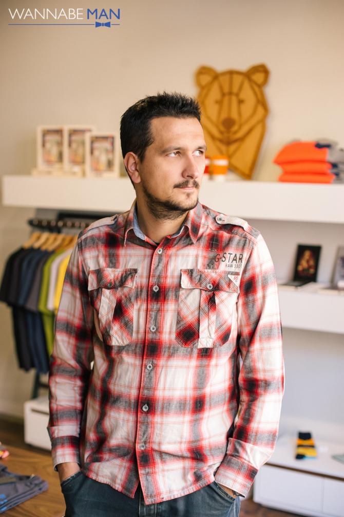 Braca Burazeri Wannabe magazine intervju 7 Intervju: Braća Burazeri, modni dizajneri