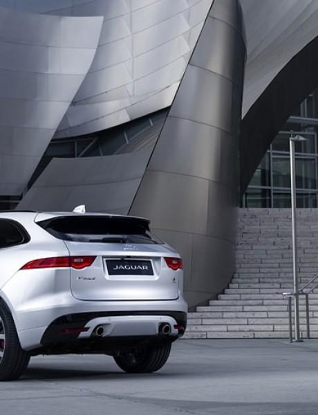 Počela prodaja Jaguara F-PACE u Srbiji