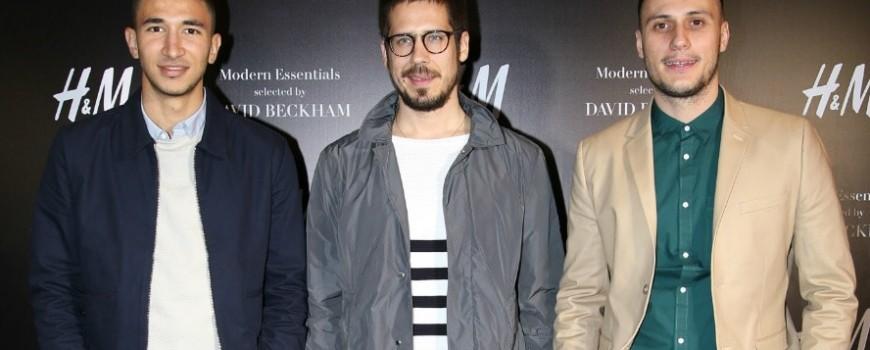 Nova kolekcija Dejvida Bekama od danas u H&M radnjama!