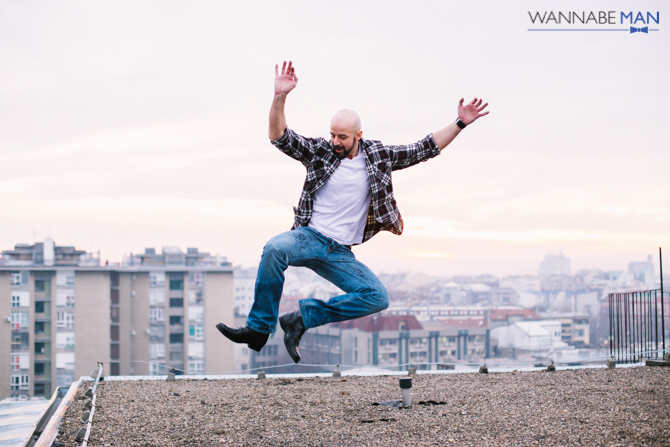 Sloba Stefanovic WannabeMan 10 Intervju: Slobodan Stefanović, glumac