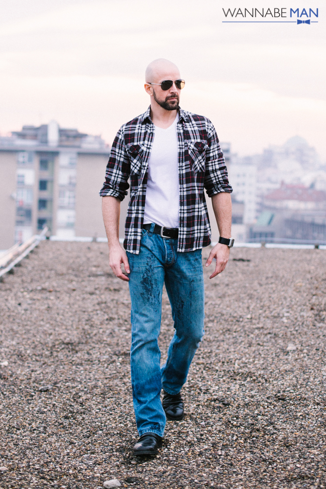 Sloba Stefanovic WannabeMan 11 Intervju: Slobodan Stefanović, glumac