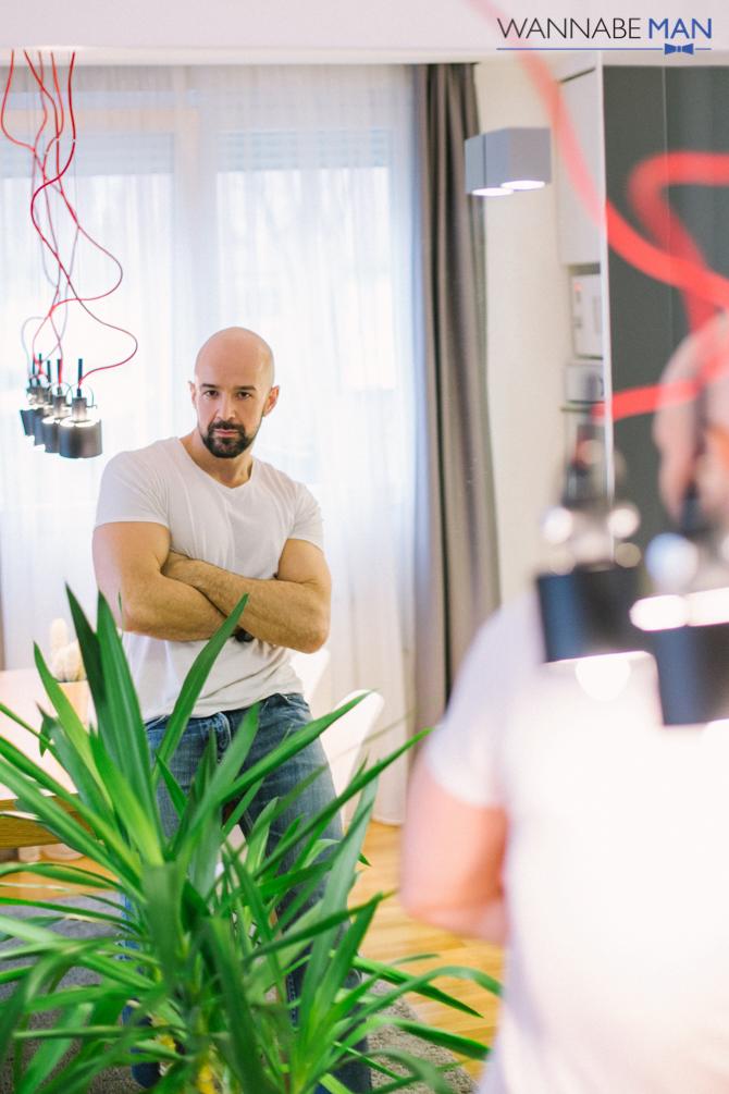 Sloba Stefanovic WannabeMan 6 Intervju: Slobodan Stefanović, glumac