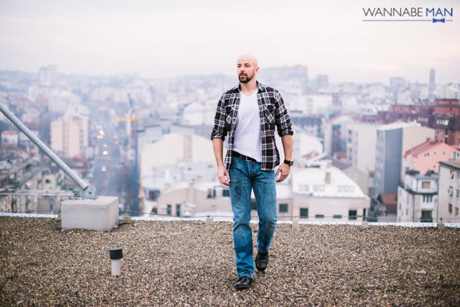 Sloba Stefanovic WannabeMan 7 Intervju: Slobodan Stefanović, glumac