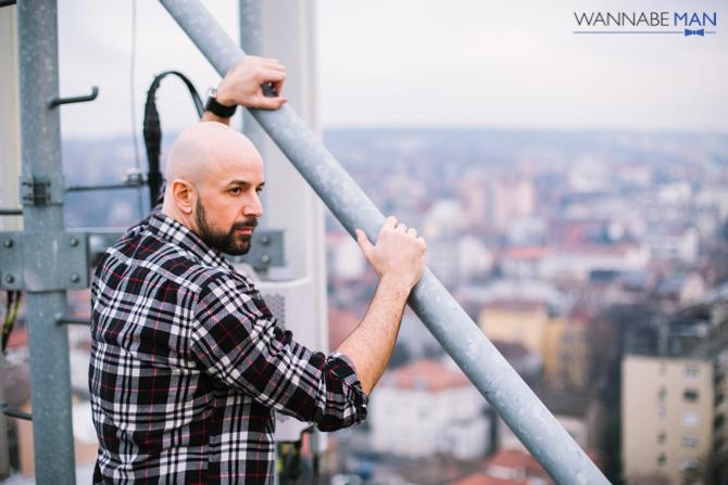Sloba Stefanovic WannabeMan 8 Intervju: Slobodan Stefanović, glumac