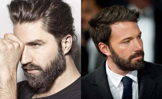 brada min Seksi načini kako da nosite bradu