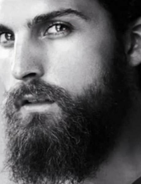 Seksi načini kako da nosiš bradu