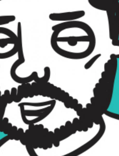 Intervju: Klijent Je Uvek U Pravu, karakter iz stripa