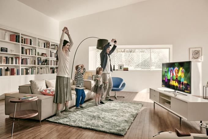 Buducnost televizije 3 Veći ekrani i bolji zvuk brišu granice između bioskopa i televizije