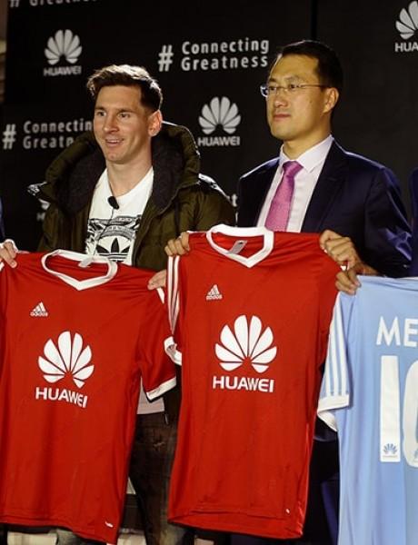 Lionel Messi novi ambasador i član porodice Huawei