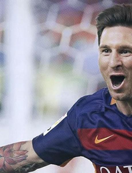 Vesti iz sveta sporta: Provalio u svlačionicu Barselone da razotkrije Mesija