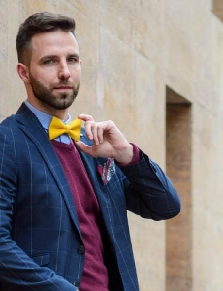 Intervju: Veljko Tomović, modni dizajner