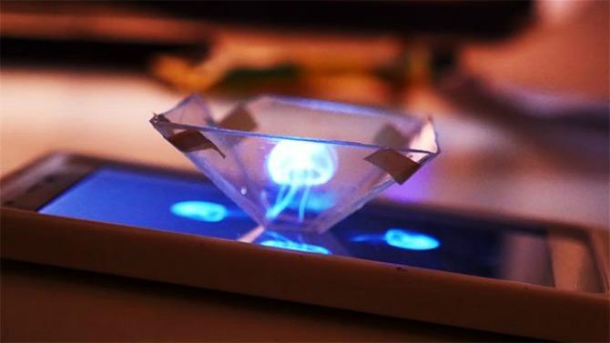 hologram Hologram i 3D efekti, BUDUĆNOST umetnosti i marketinga