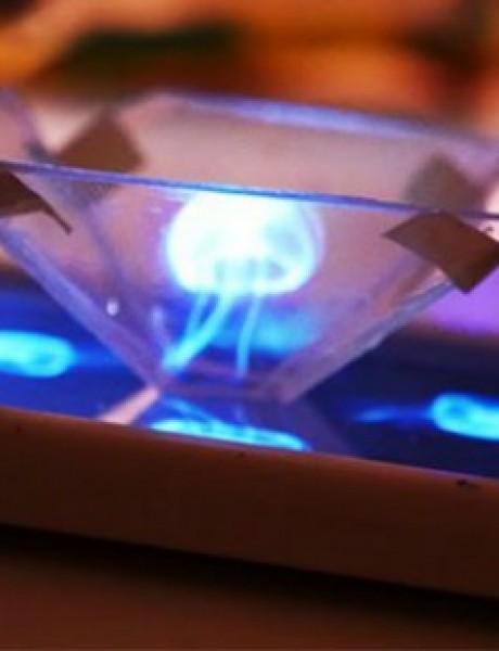 Hologram i 3D efekti, BUDUĆNOST umetnosti i marketinga