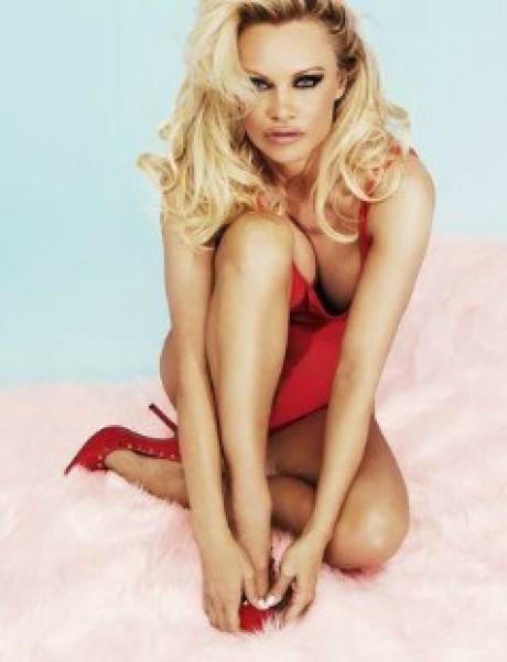 Pamela Anderson I DALJE zanosna!
